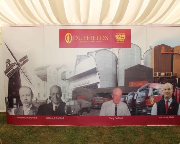 Duffields Timeline