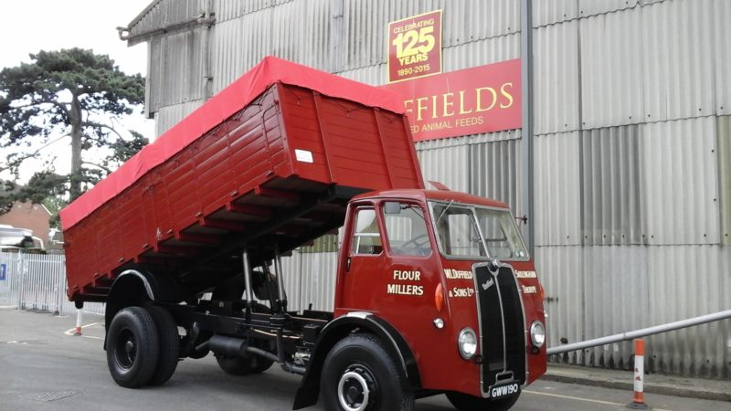 old lorry 1